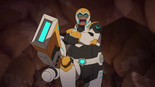 146. Hunk charges in gun not blazing