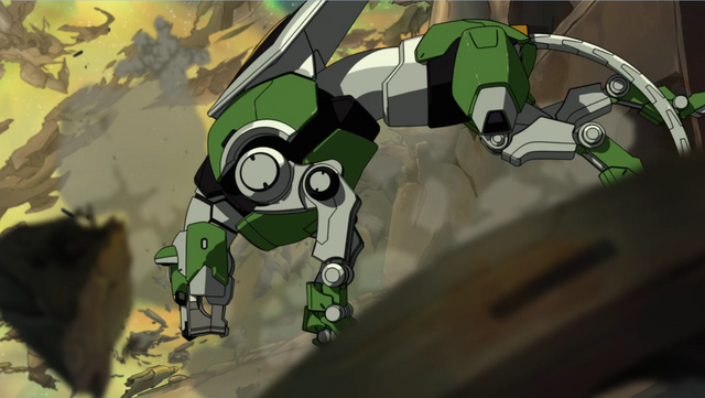 File:S2E01.19. How is Green's middle bending like that.png