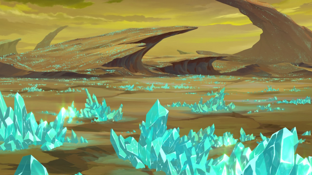 File:143. Revitalized Balmera sprouting crystals.png