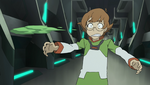 57. Pidge has a close encounter of the goo kind