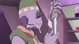 S2E07.117. Knife salesman examining Keith's blade 2