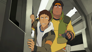 19. Lance and Hunk headed for trouble