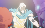 100. King Alfor in Allura's flashback