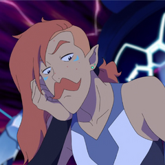 Coran could probably use a mud mask, too.