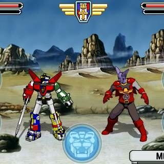 Yurak as a boss in Voltron for Iphone