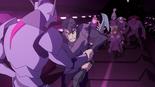 Shiro, Matt, Former Galra Prisoners & Galra Robot Soldier