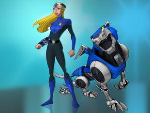 Voltron Force Characters Names Allura (Voltron...
