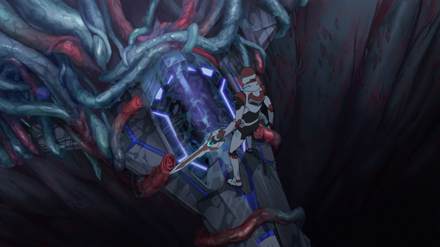 File:S2E09.183. Keith working to free stranger.png