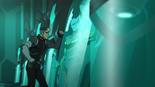 106. Shiro hovering over frozen Sendak