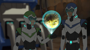 41. Pidge and Lance view hologram