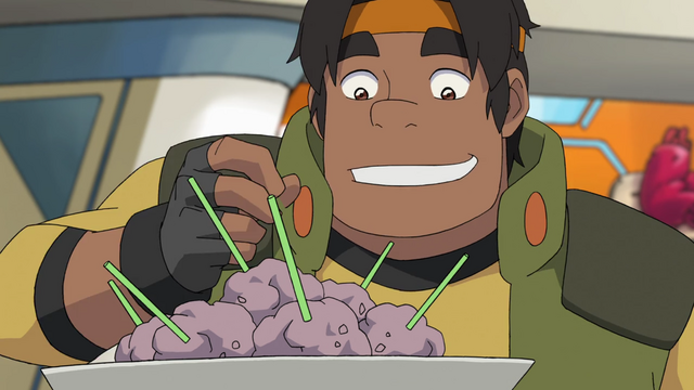 File:S2E07.94. Hunk going for the meatalls.png