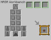 NASA workbench GUI