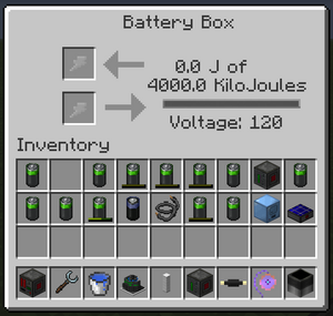 Battery Box GUI