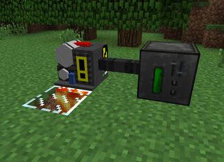 Heat-Generator setup