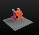 Orange Gremlin