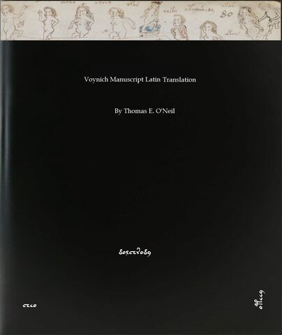 File:Voynich Manuscript Latin Transalation Cover1.jpg