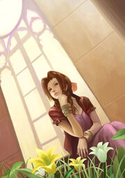 Aerith by hf zilch