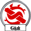 Gijak name icon