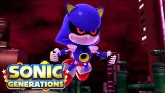 Sonic Generations Music - Rival - Metal Sonic