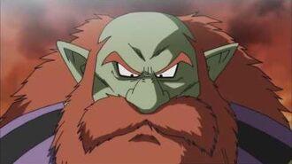 Sidra Destroys a City (Dragon Ball Super Episode 91)