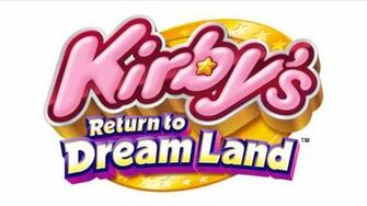 Kirby's Return to Dreamland Music - Final Boss 2 Extended