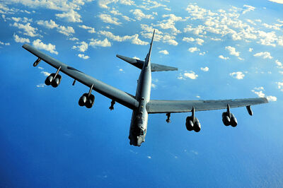20th Bomb Squadron - B-52H Stratofortress - 2010