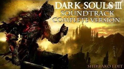 Dark Souls III Soundtrack OST - Yhorm The Giant (Full Complete Version) EXTENDED