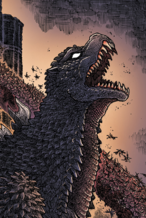 Godzilla (Godzilla In Hell)