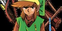 Link (Adventure of Link)