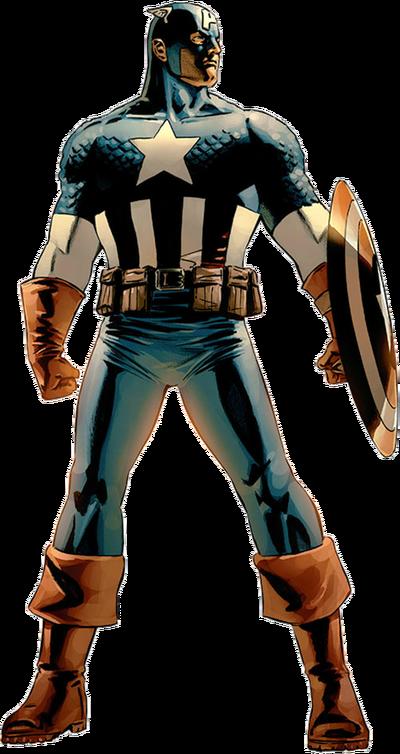 Captain America Marvel Comics Avengers Steve Rogers