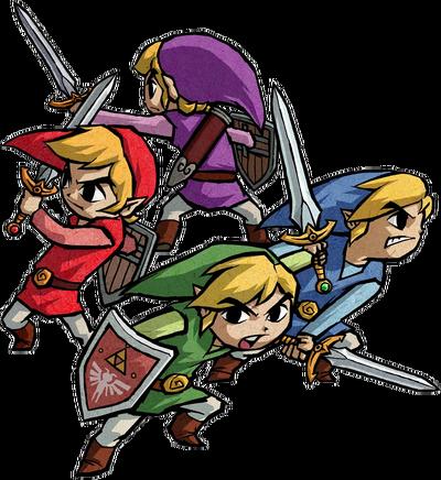 Link (LOZ Four Swords)