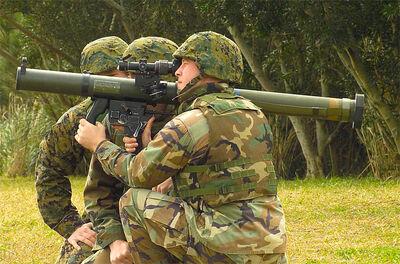 Shoulder-launched Multipurpose Assault Weapon