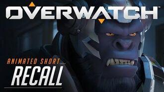 "Overwatch Animated Short - ""Recall"""