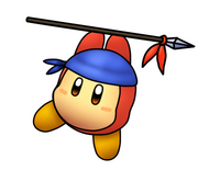 Bandana dee the waddlecopter by liquidmoonlyte-d5irr30