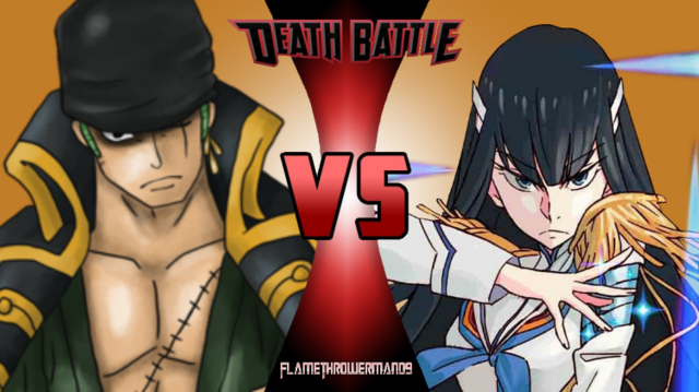 File:Death battle zoro vs satsuki by flamethrowerman09-daond57.png