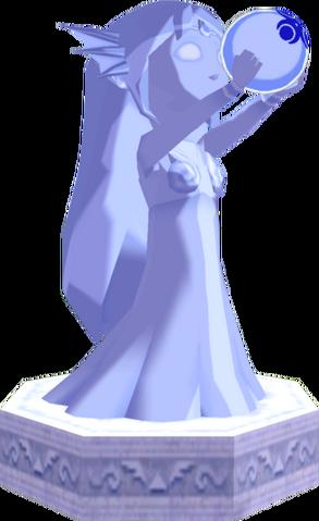 File:Nayru's Statue (Render).png