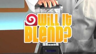 Will it Blend Theme Song