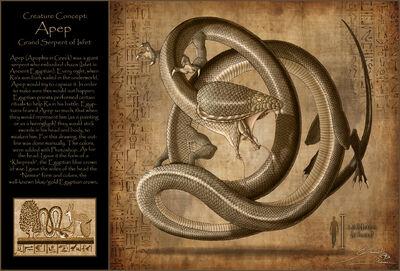 Yannick-dubeau-apophis-grand-serpent-of-isfet