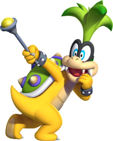 File:Iggy Koopa, New Super Mario Bros. U.png