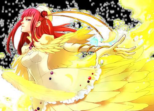 Ange Ushiromiya WoR render by HIT IT