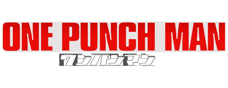 Resultado de imagen para one punch man logo