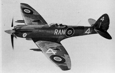 Spitfire XXII