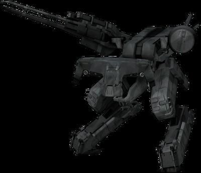 Metal gear rex2