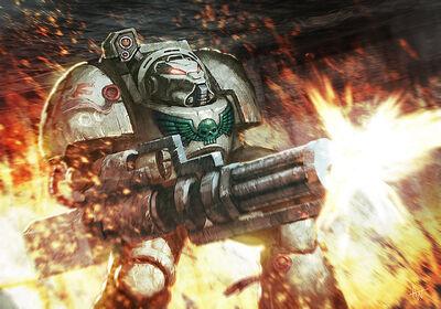 Terminator deathwing