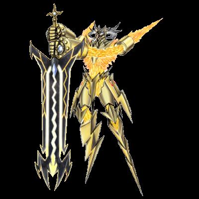 Jupitermon DigiZeus