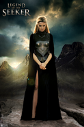 Legend of the seeker nicci poster by agota86-d852drx