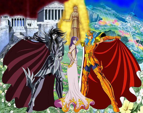 File:Atena junto com seus Tios Poisedon e Hades.jpg