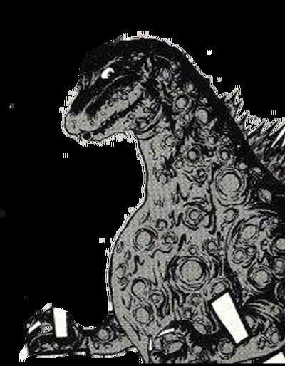Godzilla cancer cell godzilla