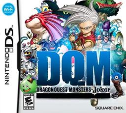 Dragon Quest Monsters - Joker Coverart