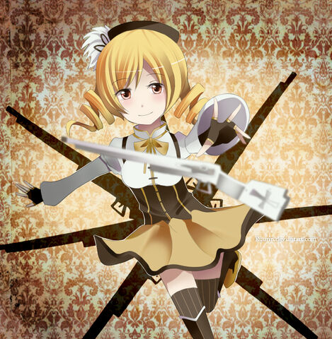 File:Mami tomoe by ruurin-d3f9mbv.jpg